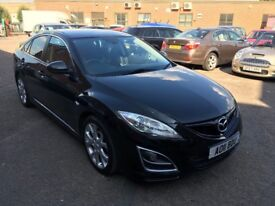 2011 Mazda 6 Diesel Good Runner with history and mot