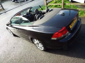 * VOLVO C70 CONVERTIBLE HARDTOP* ALL WEATHER FUN! DIESEL AUTOMATIC GREAT SPEC