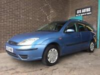 2003 FORD FOCUS TDDI DIESEL ESTATE *CAMBELT REPLACED*