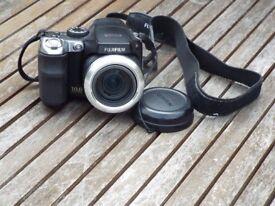 Fuji Finepix digital camera - S8100fd