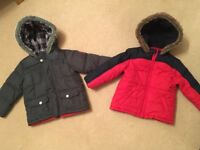 Boys Coats - 2-3 Years