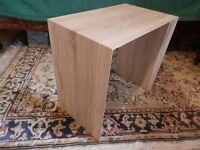 New Modern Wooden Side Coffee Table