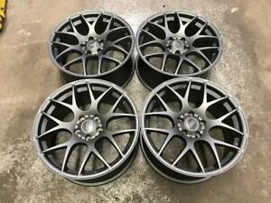 18 Audi VMR Replica Wheels (A4, S4)