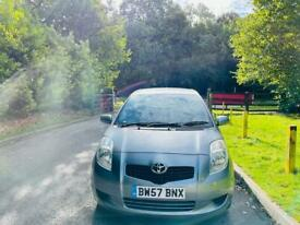 image for TOYOTA YARIS TR 2008 1.3L 5DR IDEAL FIRST CAR CHEAP TO INSURE