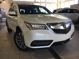 2016 Acura MDX Navi Pkg. | Bluetooth | Navigation | AWD