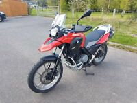 BMW G650GS low milage