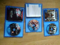 PS4 games: (Battlefield 1), Witcher 3 Wild Hunt, Assassin's Creed Syndicate (price each)