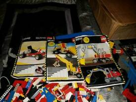Lego technic 8842 8040 8851