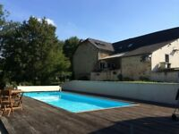 Beautiful renovated house area of Pau Pyrenees