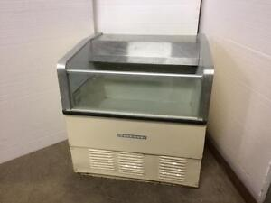 Hussmann Grab N Go Freezer - Commercial Freezer Display Case Merchandiser - iFoodEquipment.ca