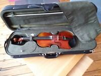 Full size violin very good condition