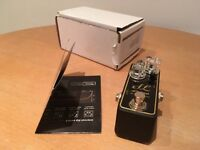 Xotic SL overdrive / distortion effects pedal