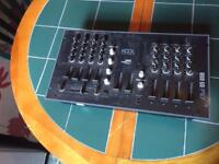 Kool sound mixing desk