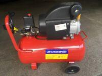 FoxHunter 50LTR 2.5HP Electric Air Compressor