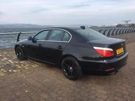 BMW 520d e60 not 525d 530d 5 series