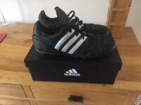 Men's Adidas football boots size uk 10