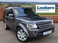 Land Rover Discovery SDV6 SE TECH (grey) 2016-01-13