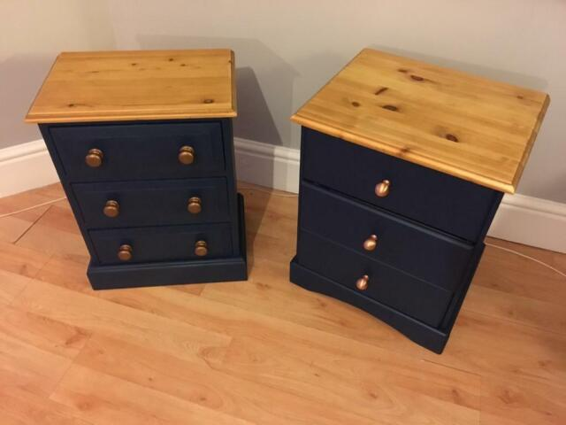 timeless design a59dc ba9b9 2x Bedside Cabinet   in Knowle, Bristol   Gumtree