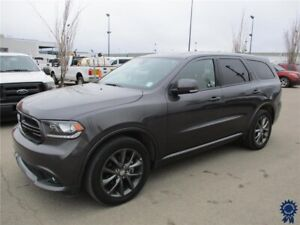2018 Dodge Durango GT 7 Passenger All Wheel Drive, Leather Seats