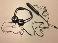 Sennheiser PCX 250 noise cancelling headphones