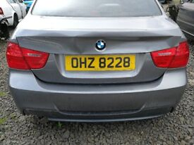 BMW 318D E90 2009 Grey - For parts only!