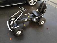 Kettler Nitro Extreme Pedal Go Cart for kids