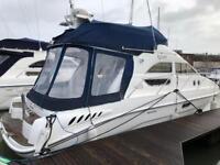 Power Boat Sealine f33 flybridge statesman