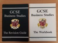 GCSE Business Studies Workbook and Revision Guide