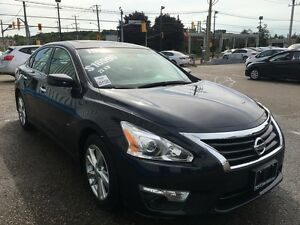 2015 Nissan Altima 2.5 SV *SUNROOF-HEATED SEATS* Kitchener / Waterloo Kitchener Area image 6