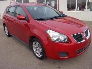 2009 Pontiac Vibe Base Automatic