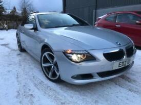 2009 BMW 6Series 630i Sport Lci Facelift 81k Loaded with Extras FINANCE AVALABLE