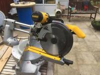 Dewalt 10 inch compound saw