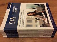 2015 Kaplan Schweser CFA Level 3 | Notes | Secret Sauce | Practice Exams | Mind Maps | Revision Q&A