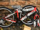 "NEW Falcon Raptor Kids Mountain Bike - 24"" Wheel Hard Tail - RRP £174.00"