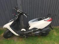 Yamaha vity project 125cc