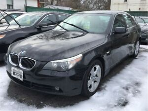 2007 BMW 5 Series 4dr Sdn 530xi AWD