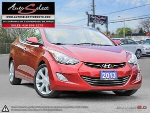 2013 Hyundai Elantra ONLY 58K! **LIMITED MODEL** TECHNOLOGY PKG