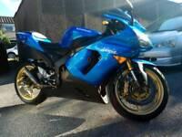 Kawasaki ninja 636 2005 zx6r