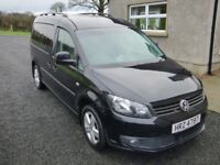 VW Caddy Maxi Life, 1.6TDi, 2012, 7 Seater, £7,999 ono