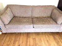 M&S metal frame Double Sofa Bed