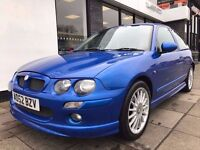 MG ZR 1.8 120 + 3dr ONLY 71496 GENUINE MILES