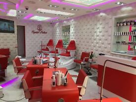 Qualified Nail Technician wanted in Marylebone