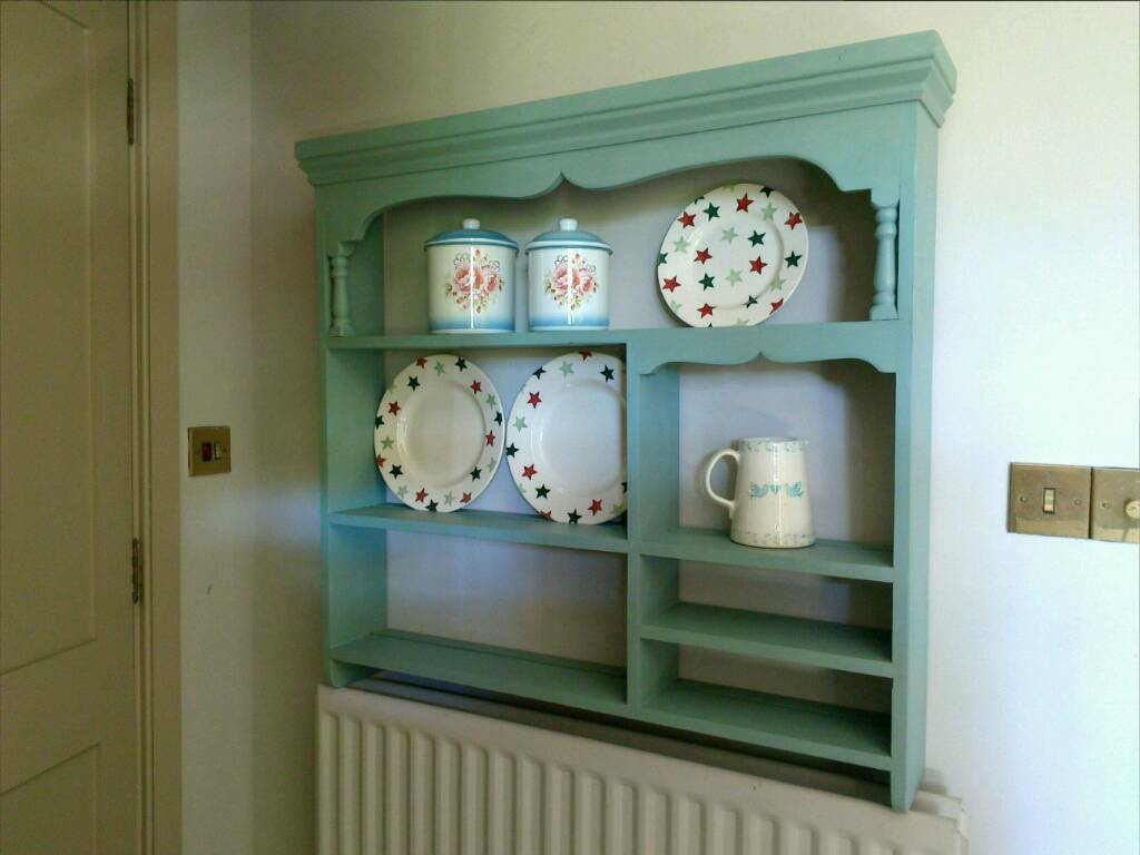 Painted pine wall unit | in Chippenham, Wiltshire | Gumtree