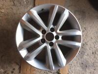 """Vauxhall Vectra SRi 17"""" Ronal alloy wheel"""
