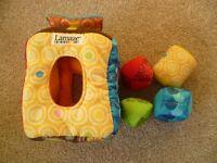 Lamaze shape sorter