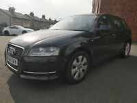 PRICE REDUCED * AUDI A3 * 1.6 DIESEL * 12 MONTHS MOT * FULL AUDI SERVICE HISTORY * £20 ROAD TAX