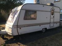 Caravan 2 berth