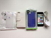 Apple iPhone 5 Bundle 16GB on O2