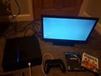 PS4 console, Games & TV