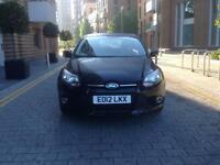 **2012 Ford Focus 1.6 Zetec Automatic**HPI Clear**FSH**Parking Sensors**